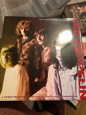 Led Zeppelin Book Collection • 16£