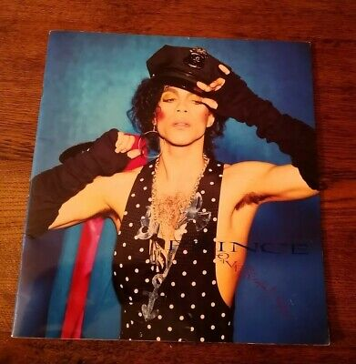 PRINCE 1988 LOVESEXY Tour Concert Programme • 21.99£