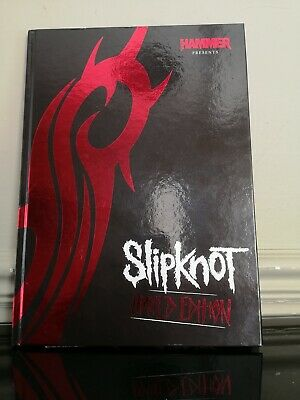 Slipknot Hardback Limited Edition Metal Hammer Book • 17.99£