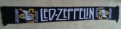 LED ZEPPELIN 50th ANNIVERSARY SCARF ..NEW • 5.99£