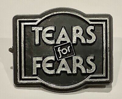 Tears For Fears Vintage Music Badge • 6.99£