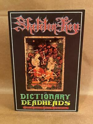 Skeleton Key: A Dictionary For Deadheads By David Shenk Paperback • 20.83£