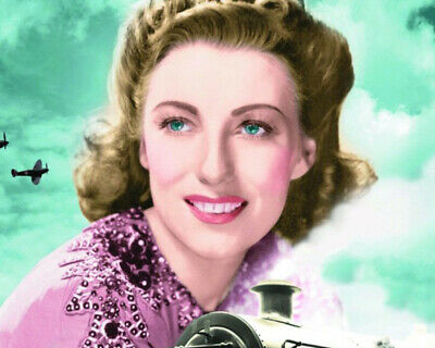 Vera Lynn 35 (film Actress Legends And Singer) Photo Prints-keyrings-mugs • 25£