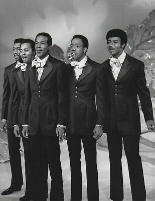 The Temptations Motown Group 10x8 Press Music Photo Print Picture • 3.99£