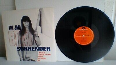 The Jam 'beat Surrender' 5 Track 12  Vinyl Single • 3£