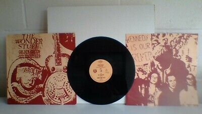 The Wonder Stuff 'golden Green' 3 Track 12  Vinyl Single • 3.50£