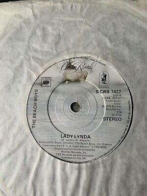 "The Beach Boys -   Lady Linda   7"". Vinyl  • 4.99£"