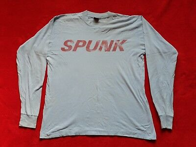 The Wedding Present 'spunk' Original Vintage 1990 Tour T-shirt. Size Xl • 125£
