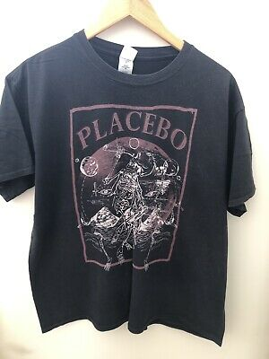 Placebo Official Tour T XL • 10.50£
