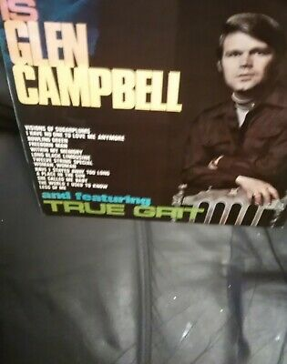 8 Glen Campbell Albums In Good Condition • 17.95£