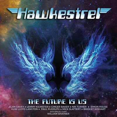 The Future Is Us By Hawkestrel.  • 21.99£