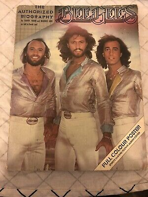 The Bee Gees Authorized Biography • 1.50£