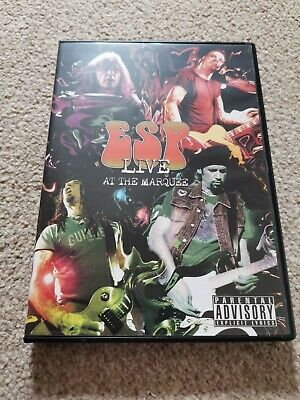 Eric Singer Project Esp Live At The Marquee Dvd Rare Kiss • 50£