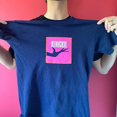 Kenickie T-Shirt Official Merch From The Get In Tour Size M Lauren Laverne • 5£