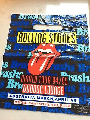 Rolling Stone Tour Carrier Bag • 9.99£