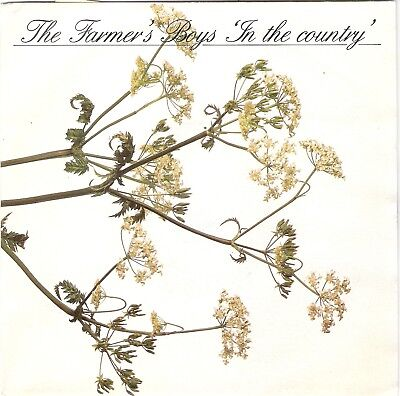 The Farmer's Boys – In The Country – 7-inch Promo Single • 1.99£