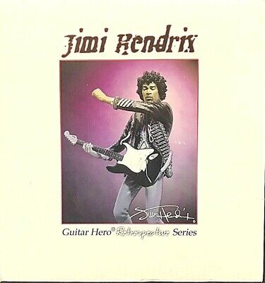 Knucklebonz Jimi Hendrix Guitar Hero Retrospective Series Statue NEW • 100£