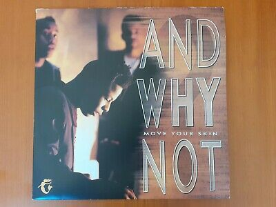 And Why Not? - Move Your Skin - Vinyl Lp  • 2.50£
