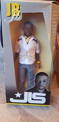 JLS JB Doll Action Figure BNIB • 50£