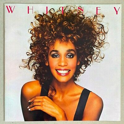 Whitney Houston * Moment Of Truth Tour Programme * 1988 * Htf! • 45£