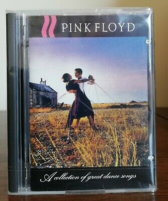 Pink Floyd - A Collection Of Great Dance Songs Mini Disc NEW  • 50£