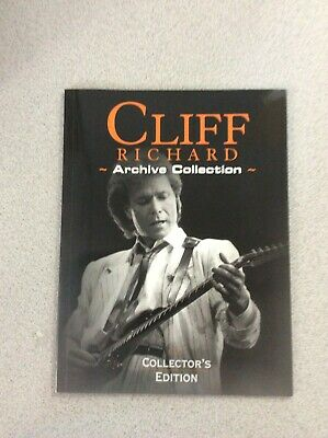 Cliff Richard Archive Collection Collectors Edition • 20£