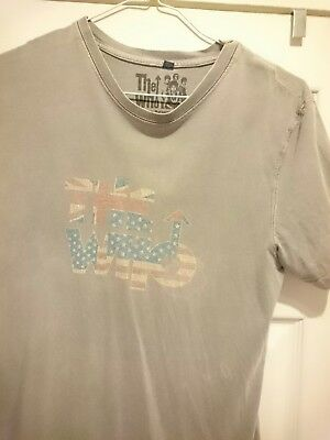 The Who, Vintage T.Shirt  • 8£