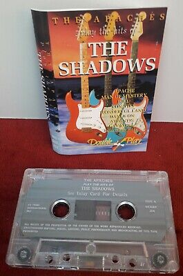 The Shadows Music Tape • 2.99£