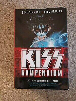 Kiss Kompendium Massive Book All The Comics • 50£