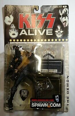 Kiss – Alive Action Figures McFarlane Gene Paul Peter Ace • 120£