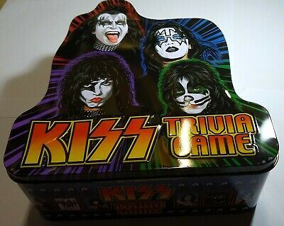 Kiss – Trivia Game Version #2 Solo Faces Version • 33£