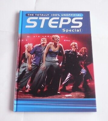 Steps Totally 100% Unofficial Special 1999 • 4.99£