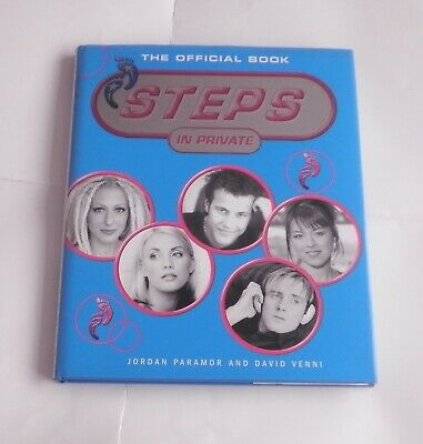 Steps In Private- The Official Book 2000 • 3.99£