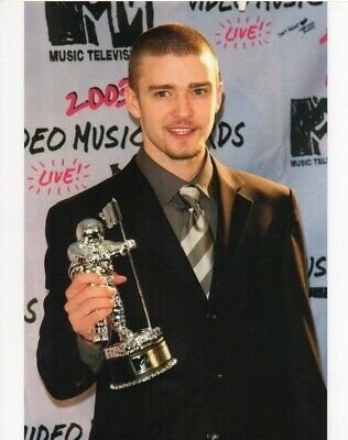 Justin Timberlake - Unsigned 10x8 Photo - Various Different Photos Available • 2.99£