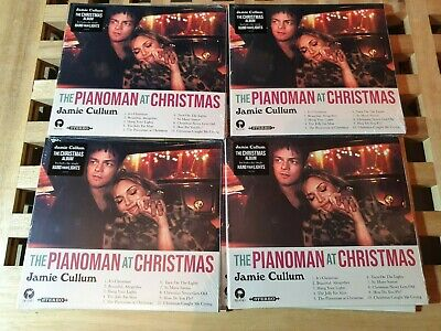 Jamie Cullum The Pianoman At Christmas Cd Brand New And Sealed  • 9.89£