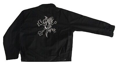 Genuine Rare XL Metallica Work Jacket • 169£