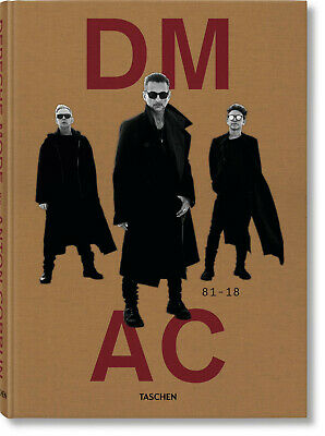 Taschen Xxl Book Depeche Mode By Anton Corbijn Dm Ac Signed Limited Ed Sold Out • 970£
