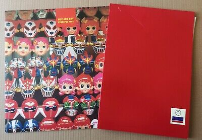 Hue And Cry - Peaceful Face Uk 12  Single / Hue And Cry Fan Club Booklet  • 5£