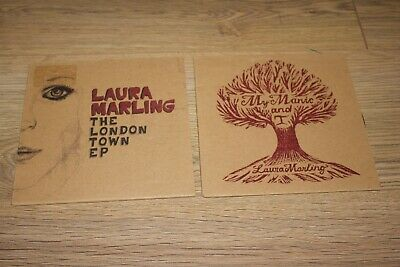 Laura Marling London Town. My Manic Ana I Vinyl Records , Rare • 100£