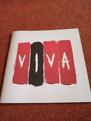Coldplay VIVA Tour Programme 2008 • 9.99£