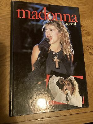 Vintage MADONNA SPECIAL GRANDREAMS 1986 HARDBACK ANNUAL / BOOK • 5£