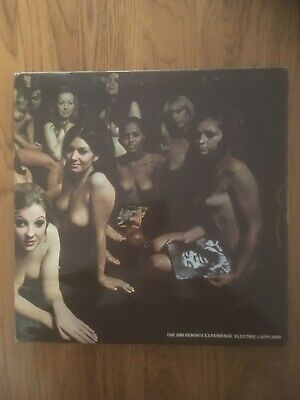 Jimi Hendrix Electric Ladyland 1968 Original First Edition, Lovely Condition  • 249£