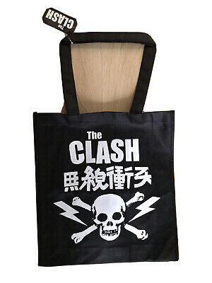 The Clash Tote Shopping Bag Brand New With Tags • 1.49£