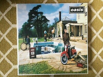Be Here Now - Oasis CD Album Box Set Fan Club Limited Edition • 40£