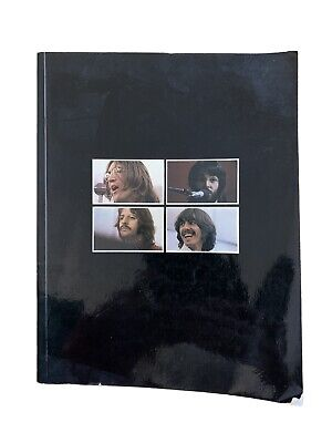 The Beatles Get Back Book • 8.50£