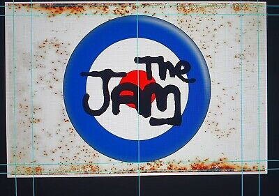 The Jam Vintage Style Metal Sign • 15£