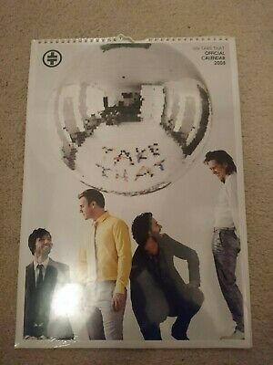 Take That Official 2008 **sealed** Calendar. RARE • 9.99£