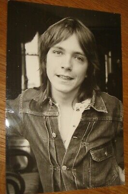 DAVID CASSIDY Press Photo Black & White V.g.c. • 5.99£