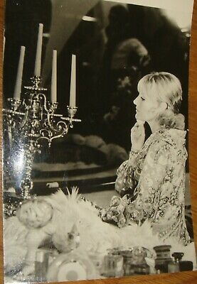 PETULA CLARK Press Photo Black & White V.g.c. • 2.99£