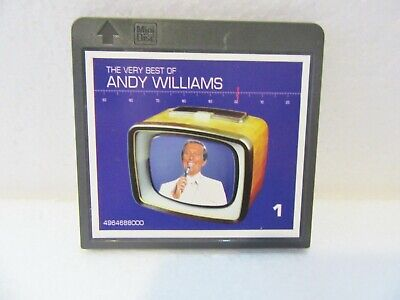 Andy Williams - The Best Of  - Side 1, MiniDisc Album, Single Disc Only, EX • 19.99£